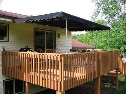 Blake Co. - Frame Patio Canopies