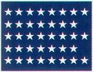 US Flag Evolution