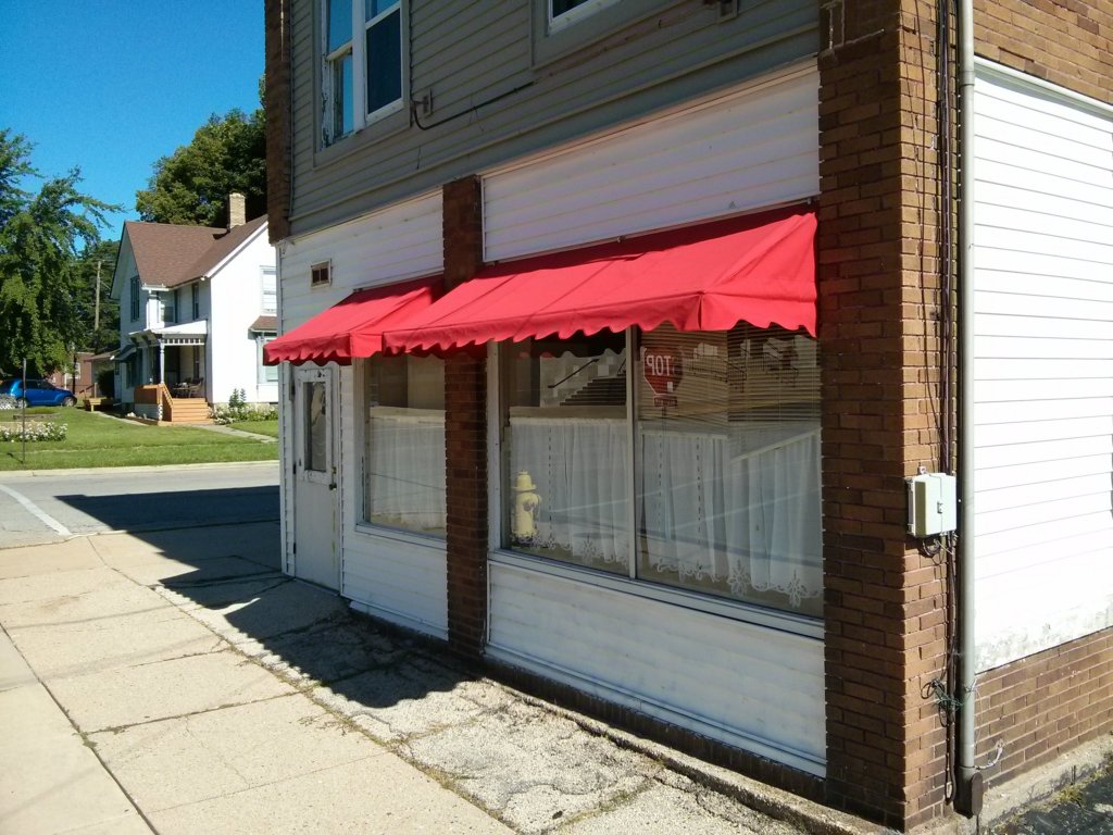 Blake Co. - Commercial Awnings Photo Album